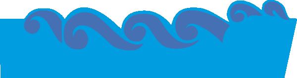 600x158 Waves Wave Clip Art