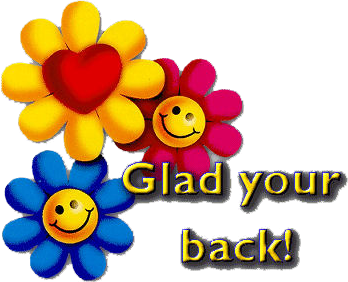 348x282 Free Clip Art Welcome Back