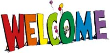 225x110 Free Clip Art Welcome