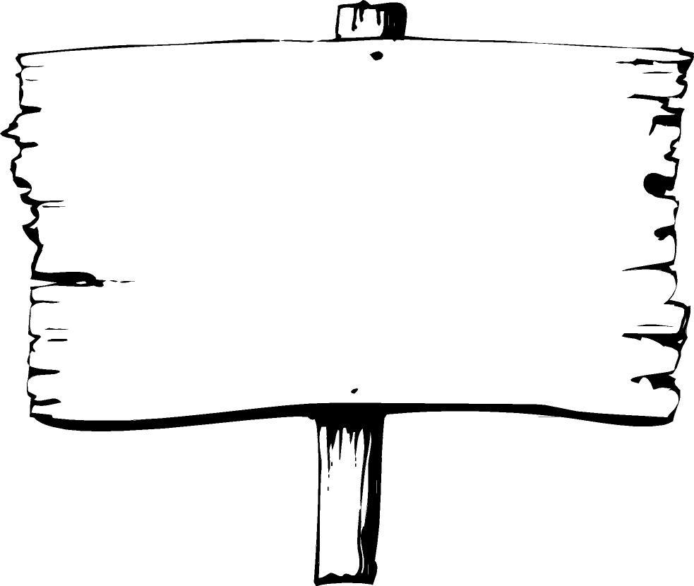 983x830 Yard Sign Clip Art Cliparts