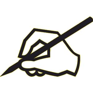 300x300 Free Writing Clip Art Clipart 2