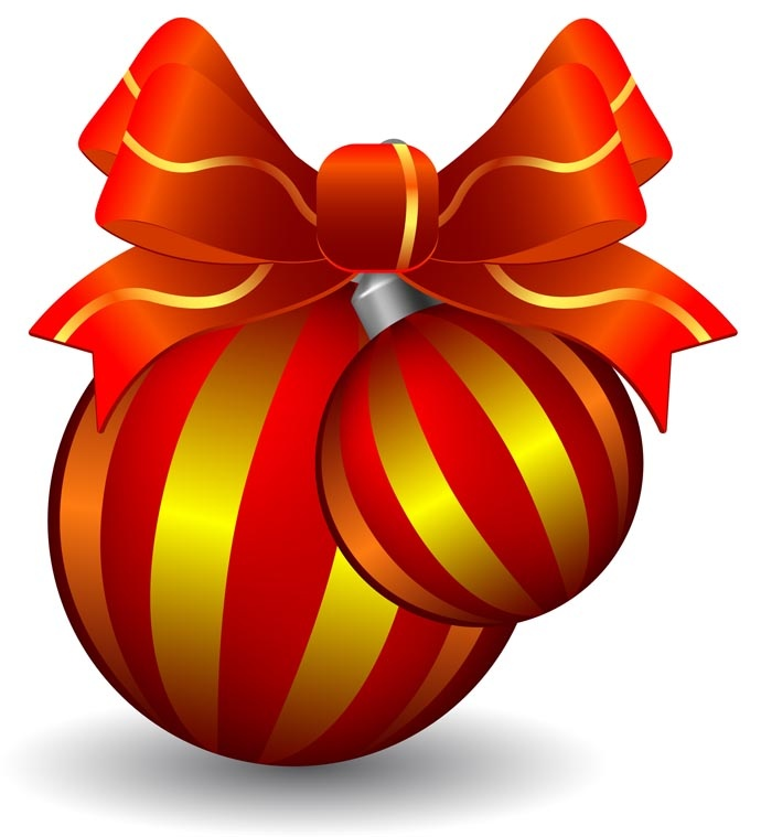 Free Clipart Xmas Decorations