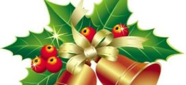 272x125 Free Christmas Ornaments Clipart