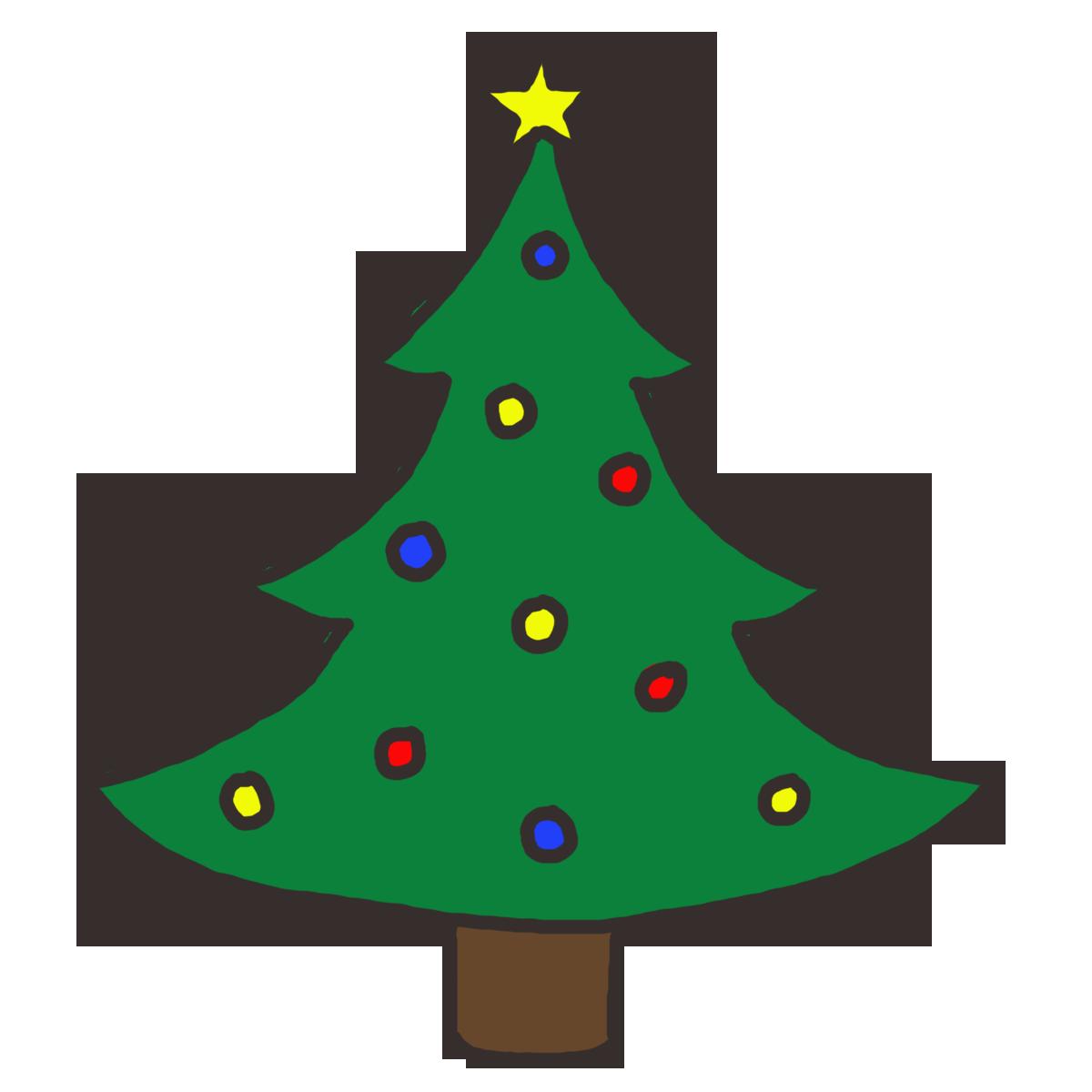 1200x1200 Christmas Tree Clipart Clipart Panda