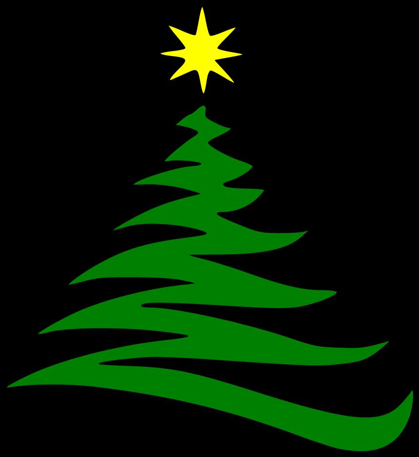 859x938 Outline Of Christmas Tree Clip Art