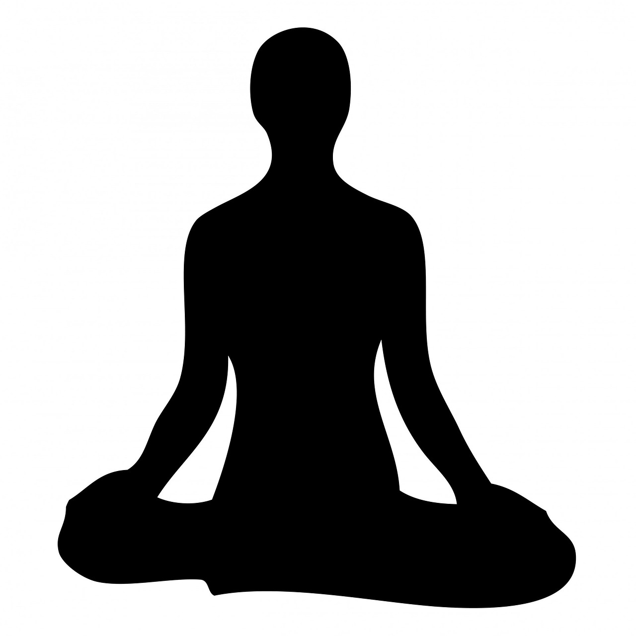 1280x1280 Yoga Clip Art Yoga Poses Clipartcow