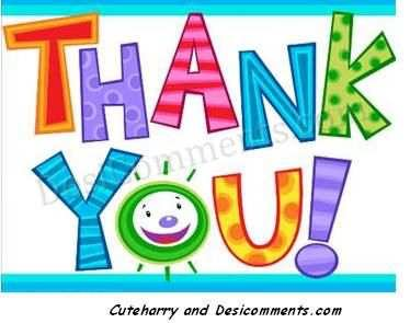 374x295 Thank You Free Clipart