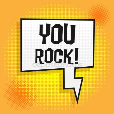 450x450 You Rock Symbol Stock Vectors, Royalty Free You Rock Symbol