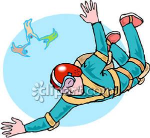 300x277 Sky Diving