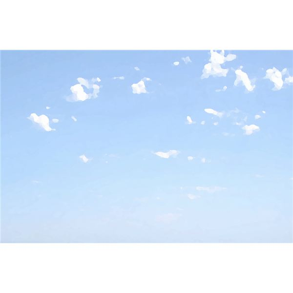 600x600 Sky Clipart Summer Background