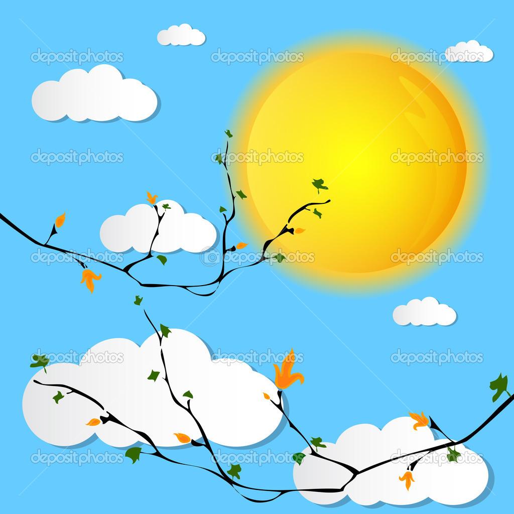 1024x1024 Sky Clipart Sunny Day