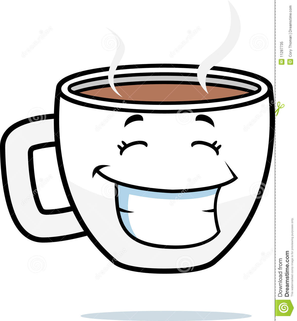 1203x1300 Coffee Clipart Smile