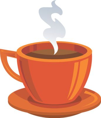 344x400 Coffee Cupffee Mug Clip Art Free Vector For Download About 2