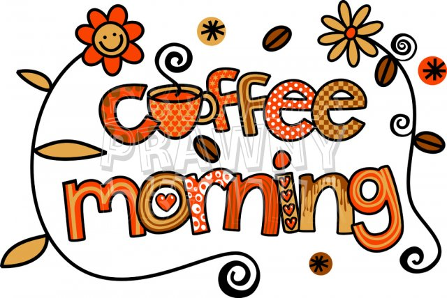 640x428 Coffee Morning Clipart