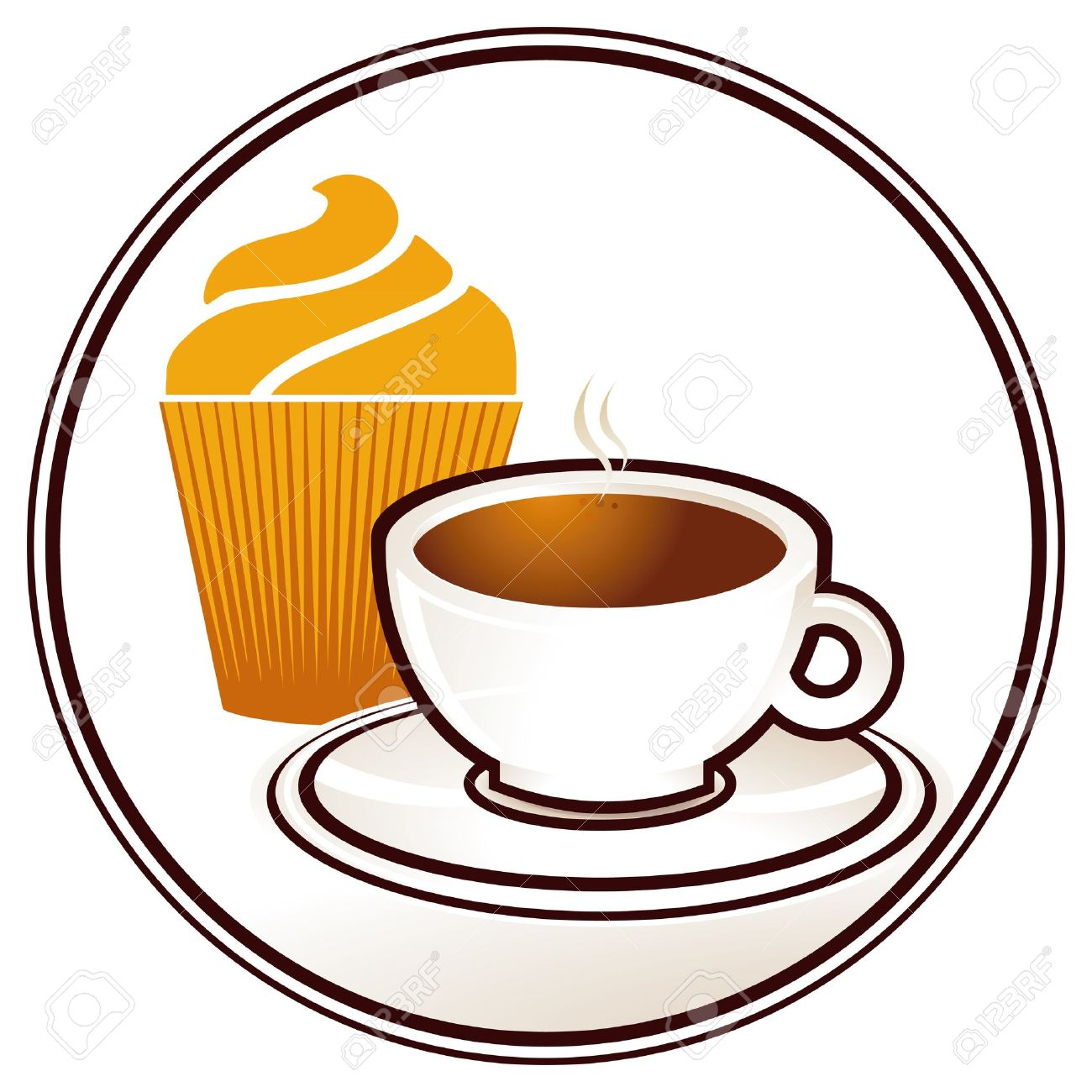 1300x1300 Snack Clipart Coffee