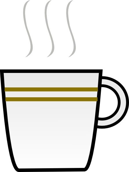 444x594 Another Coffee Cup Clip Art Free Vector In Open Office Drawing Svg