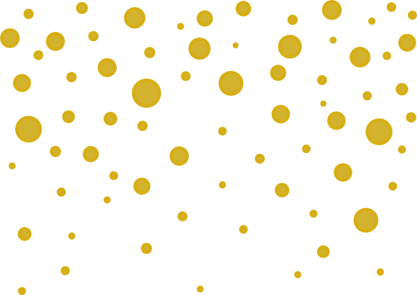 600x424 Gold Dot Confetti Background, Pc Gold Dot Confetti Background Most