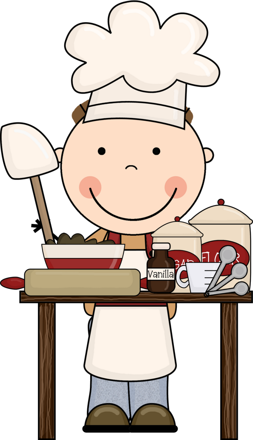 830x1443 Cooking Clip Art Free Clipart Clipartcow Clipartix 3