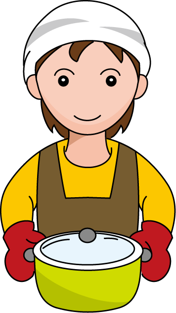 356x635 Kids Cooking Clipart Free Clipart Images Clipartcow