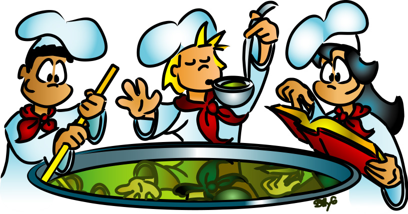 817x428 Kitchen Clip Art Free Clipart Images 3