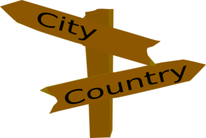 300x201 City Country Posts Clip Art