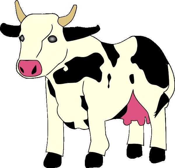 600x577 Cow Clip Art Images Free Clipart 2