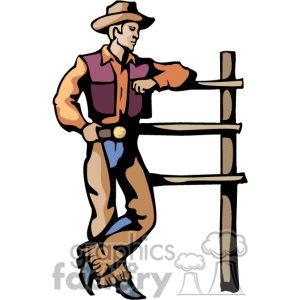 Free Cowboy Clipart
