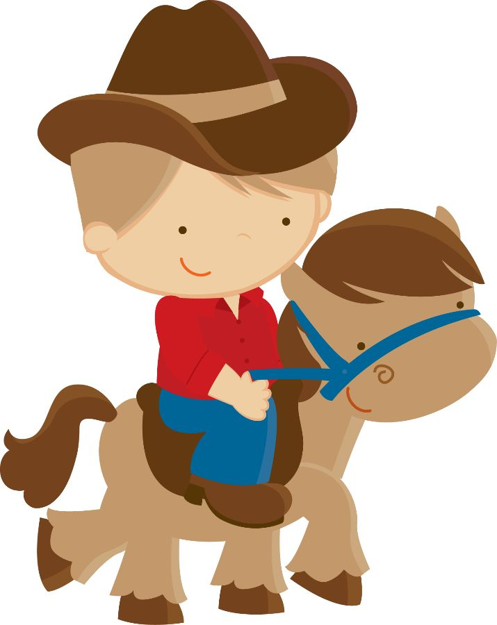 715x900 Free Cowgirl Clipart 2