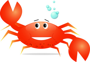 300x208 Free Crab Clipart Image 0515 1011 1516 1759 Acclaim Clipart