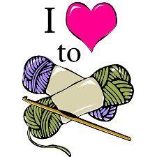 225x225 Crochet Clipart