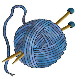 311x320 17 Best Knitting And Crochet Clipart Images Cats