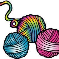 200x200 Crochet Clipart