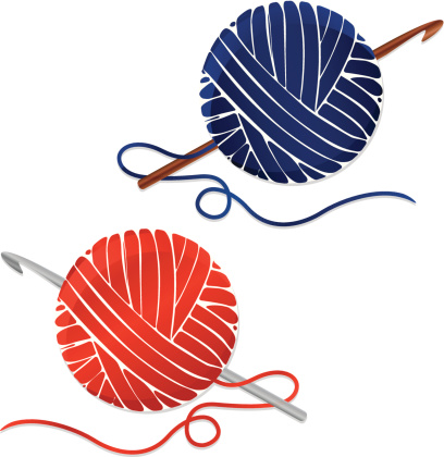 408x420 Crochet Hook Clipart Free