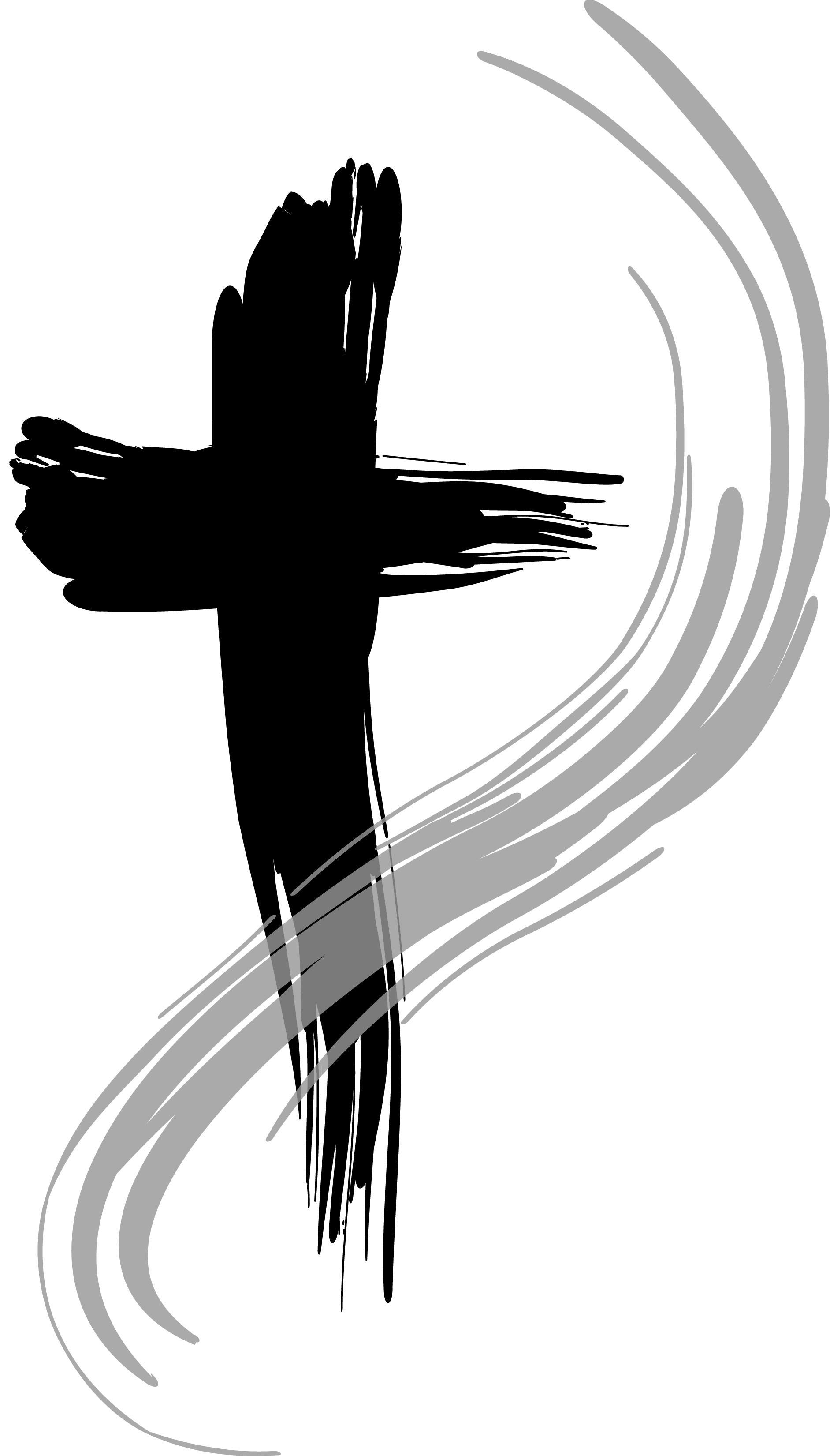 1883x3300 Simple Celtic Cross Clip Art Free Clipart Images