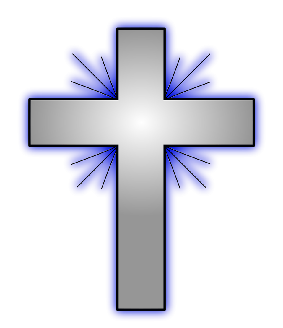 958x1110 Cross Free Stock Photo Illustration Of A Cross