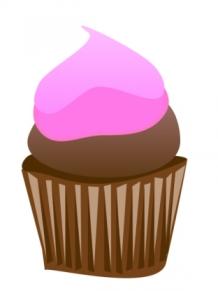 218x291 Cupcake Clipart, Cupcake Clip Art, Cartoon Cupcake