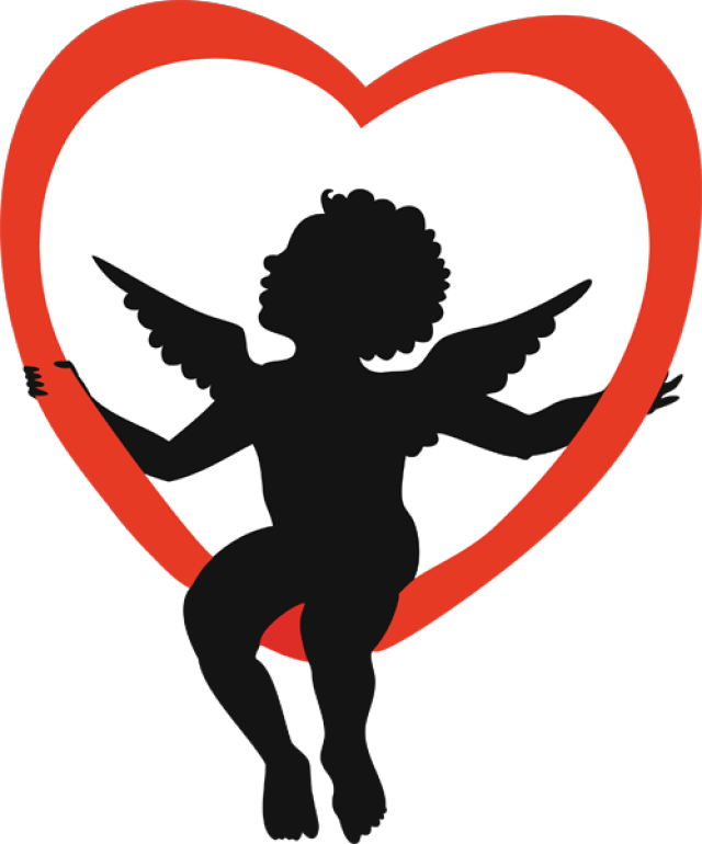 640x770 20 Free Clip Art Designs For Valentine's Day Clip Art Of Cupid