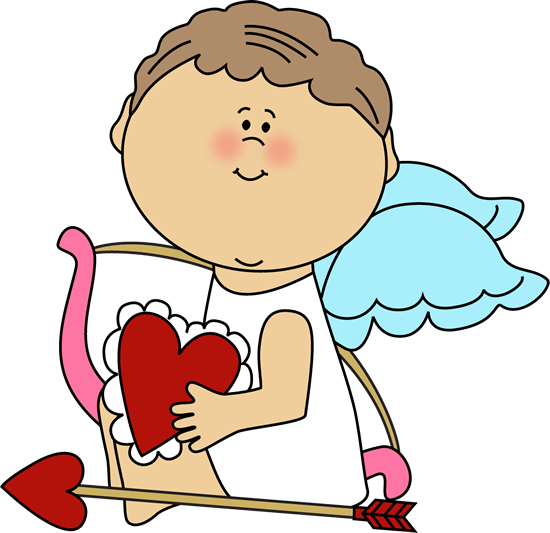 550x533 Valentine's Day Clip Art