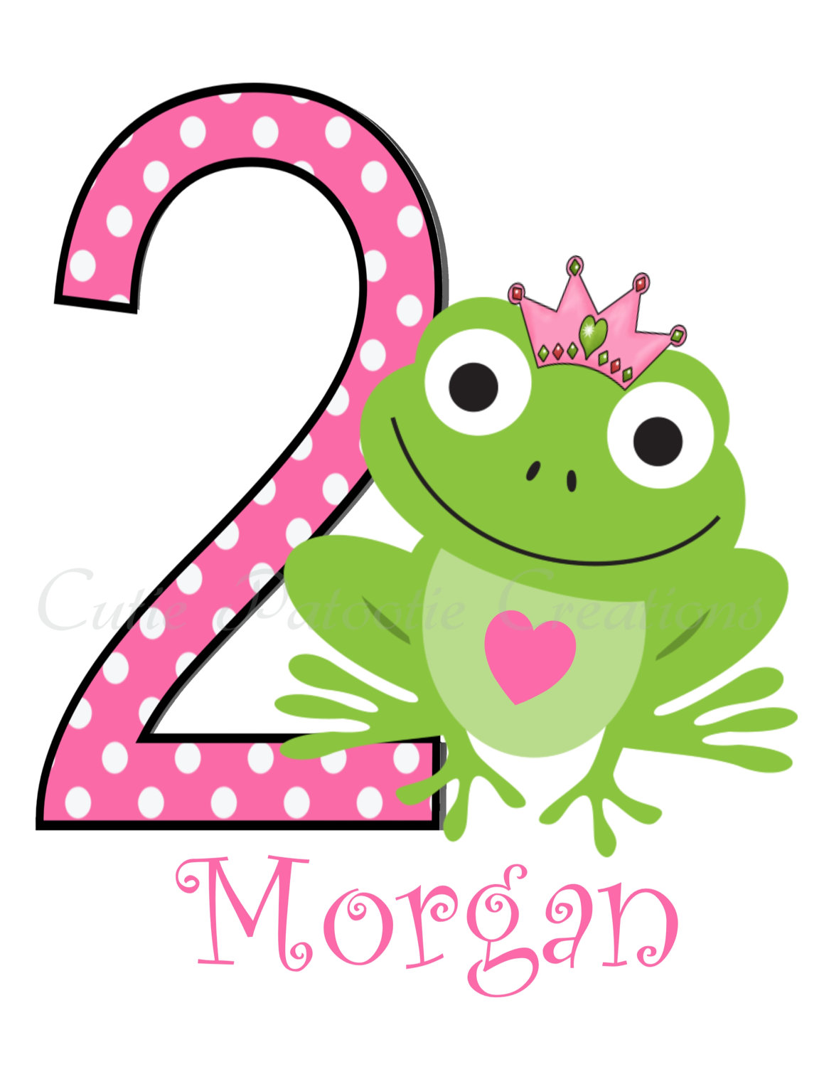 1159x1500 Free Cute Frog Clipart Image