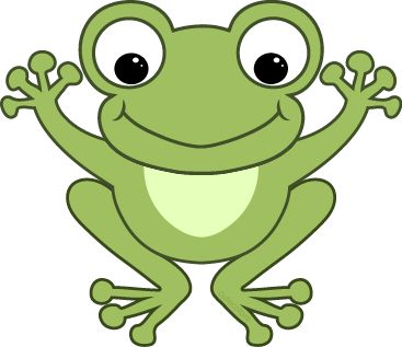 367x317 Frog Clipart
