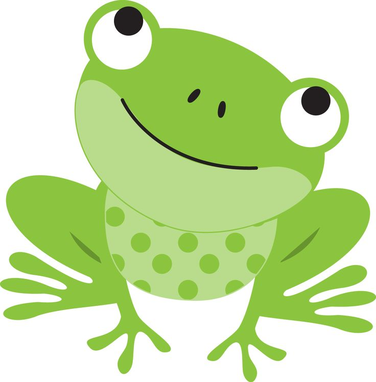 736x748 Cute Clipart Toad