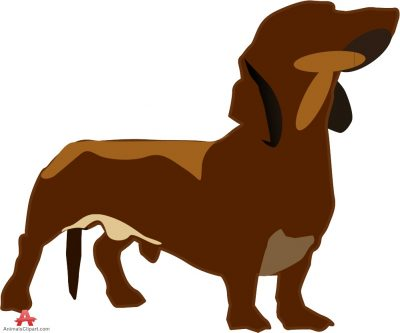 400x333 Dachshund Dogs Animals Clipart Gallery Free Downloads By Animals