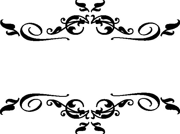 600x447 Border Clip Art