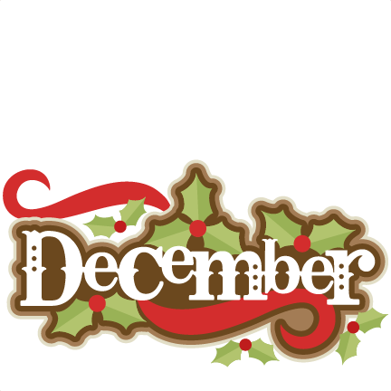 432x432 December Christmas Clip Art Free Clipart Images
