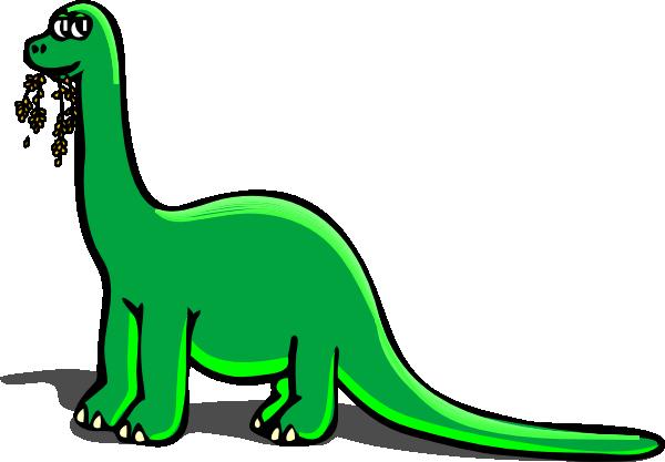 600x417 Dino Clip Art