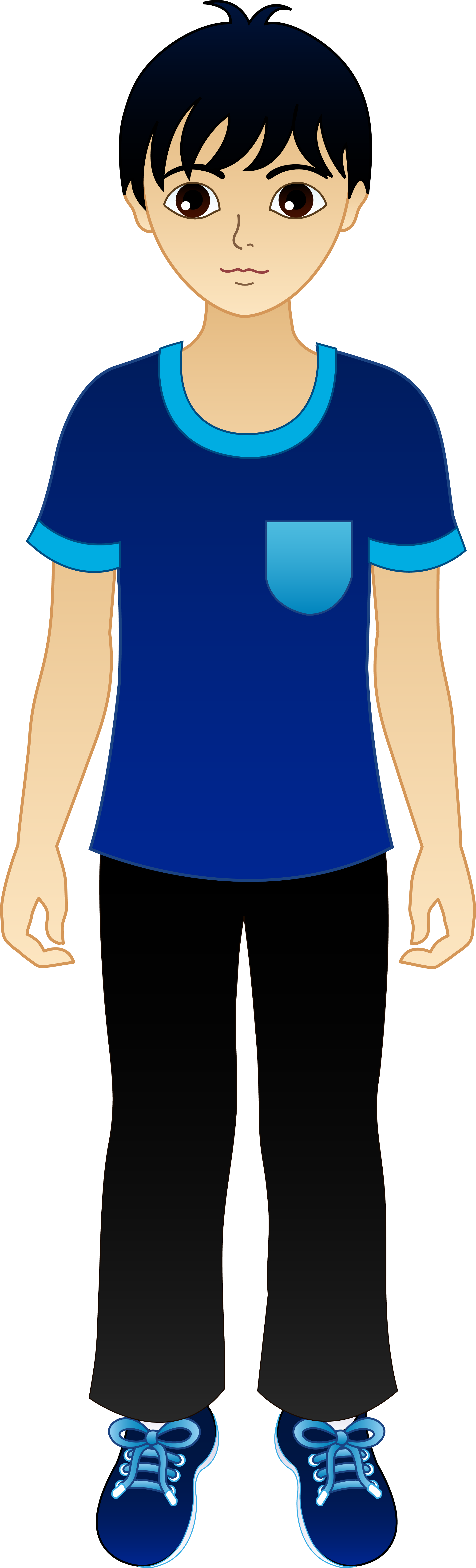 2024x6661 Asian Clipart Asian Boy