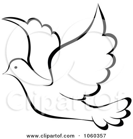 450x470 Dove Clipart Printable