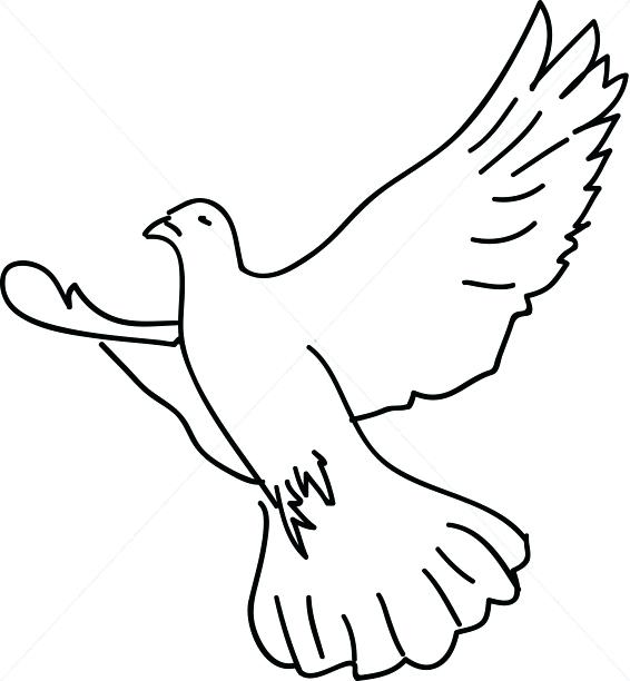 566x612 Doves Clipart Doves Free Dove Clipart Images Memocards.co