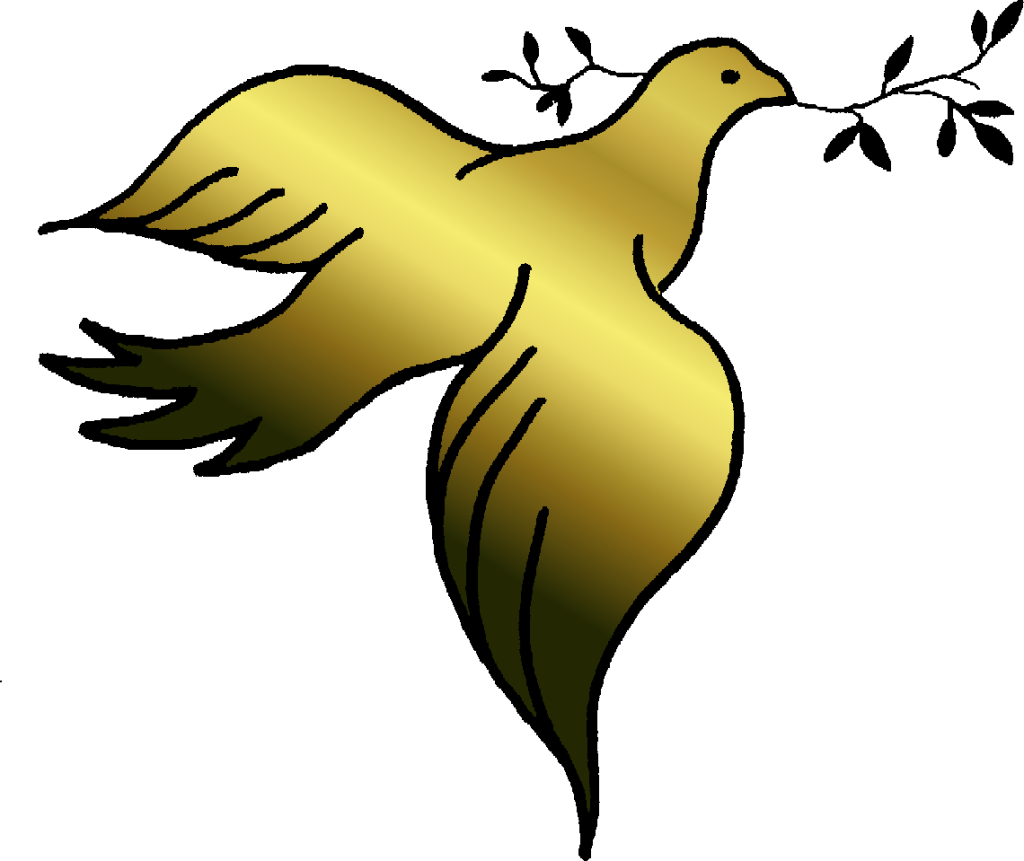 1024x861 Funeral Clipart Dove Outline