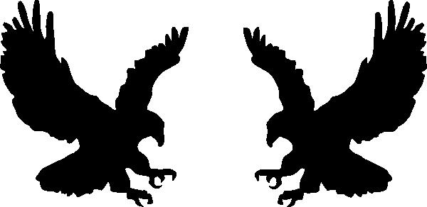 600x292 Eagle Silhouette Clip Art For Free 101 Clip Art